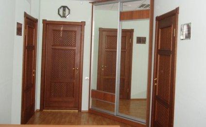 встроенный шкаф в прихожую