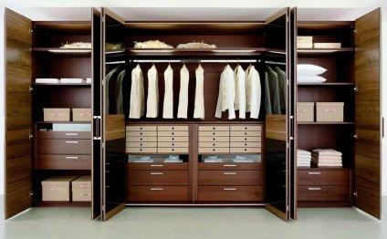 Шкафы и шкафы купе