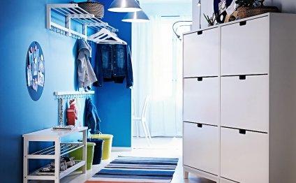 Прихожие и шкафы в коридор от