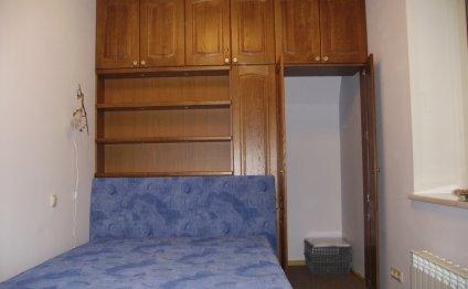 Встроенные спальни фото